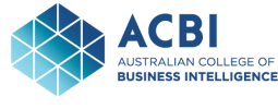 Australian College of Business Intelligence Logo