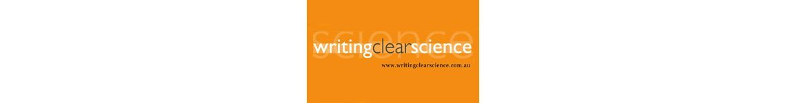 https://www.writingclearscience.com.au/